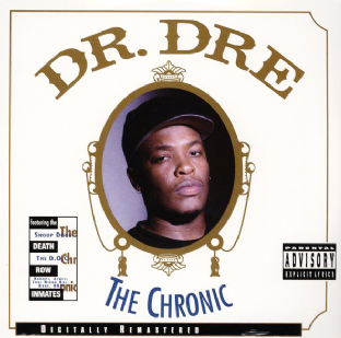 Dr. Dre ‎- The Chronic (LP) (M/M) (Sld)